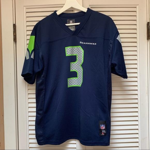b39e4fbc6 NFL Other | Seattle Seahawks Russell Wilson Jersey | Poshmark
